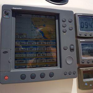 ECOSCANDAGLI, GPS, CARTOGRAFIA, AUTOPILOTI